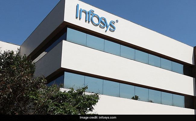 Infosys Share Price Rises Over 1% After Shares Recover Early Losses