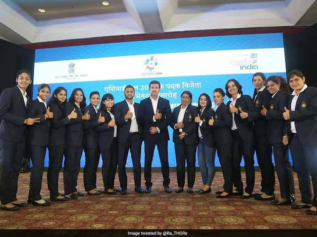 Rajyavardhan Singh Rathore Says Funds For 2020 Olympics Will Be Distributed With Surgical Precision