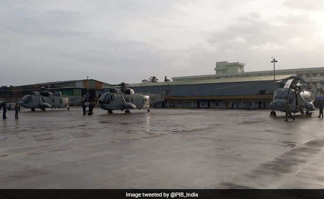 Kochi Naval Base Ready For Commercial Flights, Take-Off Tomorrow