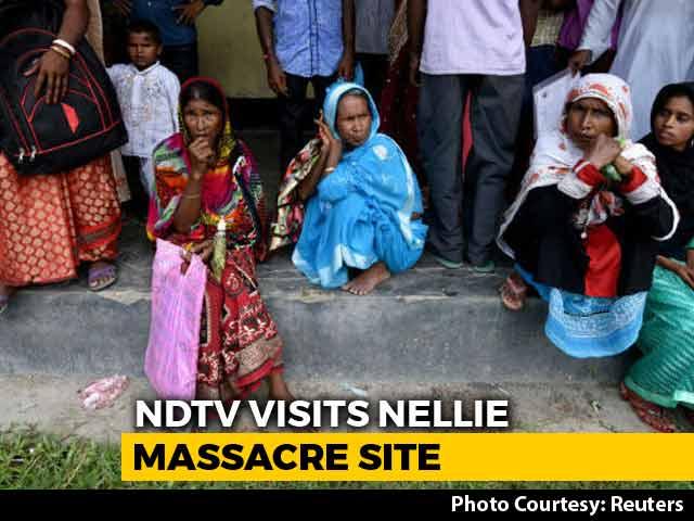 Video : As Assam Gets Ready For Citizen Register, Nellie Survivor Recounts Horror