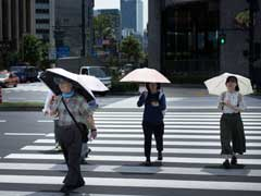 "Record Heat Broils Japan. Beware Of ""Cruelly Hot Weather"", Officials Warn"