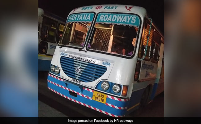 Woman Crushed To Death By Haryana Bus In Ambala, Driver Flees Spot