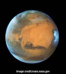 NASA Believes It Can Put Humans On Mars Within 25 Years