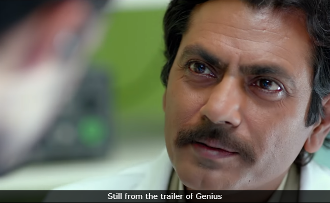 Genius Movie Review: Nawazuddin Siddiqui's Most Forgettable