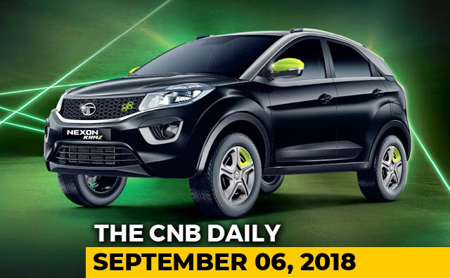 Video : Tata Nexon Kraz Edition, Ford Aspire Facelift, Honda Activa