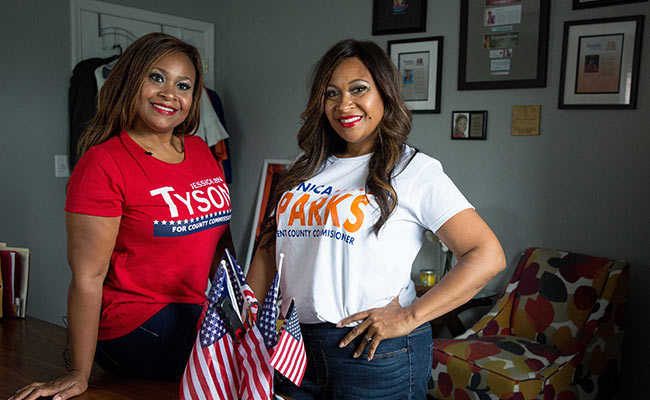 Identical Twins Run For Office In US. One Is Democrat, One Republican