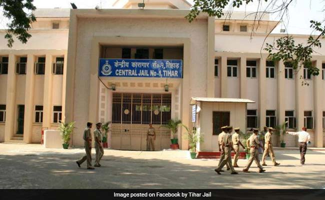 Tihar Jail's Senior Officer Removed For Alleged 'Misdemeanours'
