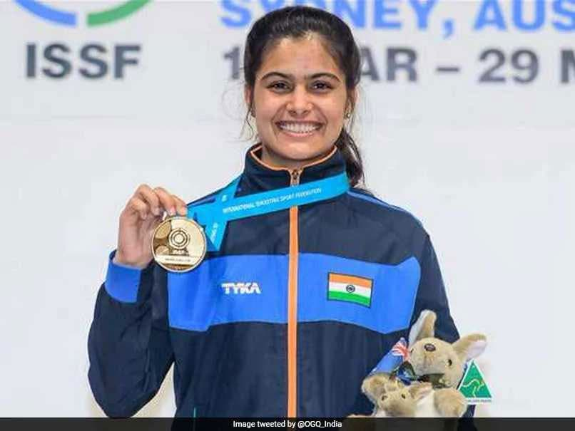 Asian Games 2018: Manu Bhaker Bans Her Parents From Foreign Trips