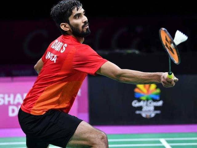 Asian Games 2018: Kidambi Srikanth Could End Indias Medal Drought In Indonesia