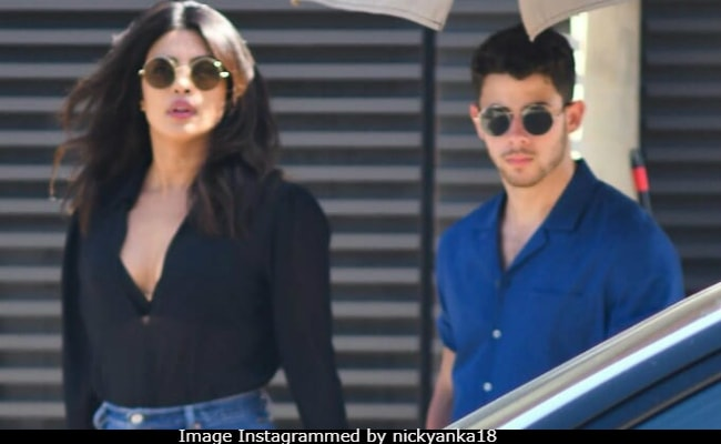 After Roka, Priyanka Chopra, Nick Jonas Pick Malibu For A Brunch Date