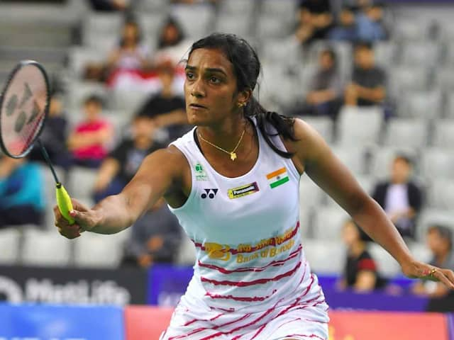 Thailand Open 2018: PV Sindhu Beats Soniia Cheah To Enter Semi-Finals