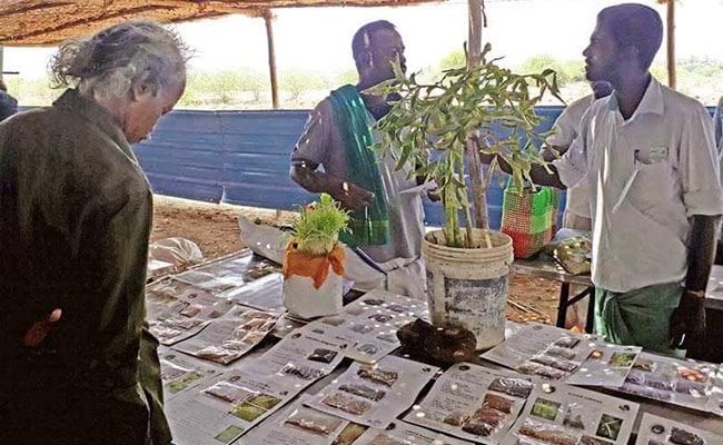 சிவகாசியில், விதைகளை பரவலாக்கும் நாட்டு விதை கண்காட்சி