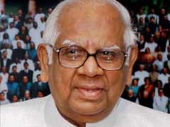 Somnath Chatterjee's Body Donated To Hospital, Skin Used For Graft
