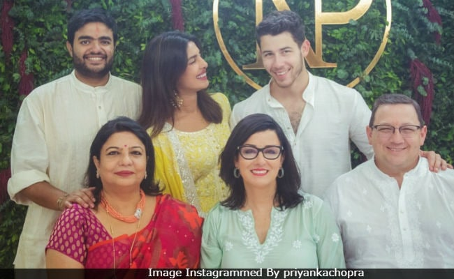 After Roka With Nick Jonas, Priyanka Chopra Thanks Everyone For 'Blessings And Wishes.' Posts Dreamy Pics Too