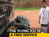 "Video : How A ""Flying ICU"" Is Saving Lives In Flood-Hit Kerala"