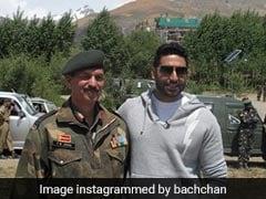 Kargil Diwas: Abhishek Bachchan On Special <I>Jai Jawan-LOC</I> Moment, Other Celebs Share Posts