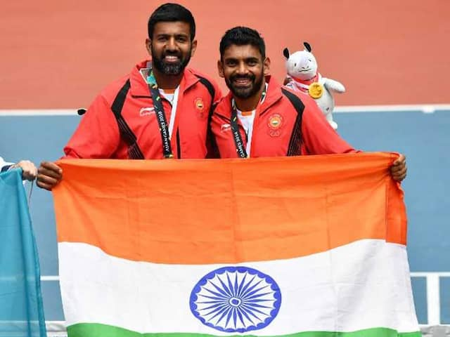Asian Games 2018 Highlights Day 6: Gold In Rowing, Tennis; Silver For Womens Kabaddi Team