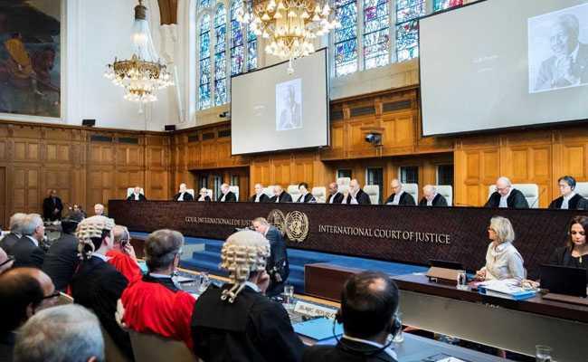 Iran Accuses United States Of 'Economic Strangulation' In UN Top Court
