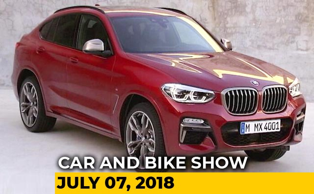 The Car And Bike Show BMW X And Lexus H - Car and bike show