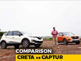 Video : Hyundai Creta vs Renault Captur: Comparison Review
