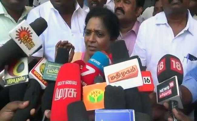 'Why Should I Apologise?' Tamil Nadu BJP Chief Justifies Student Arrest