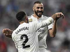 La Liga: Karim Benzema Scoring Freely For Real Madrid, Atletico Madrid Crash To Celta Vigo