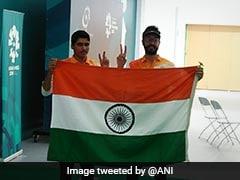 ஆசிய போட்டிகள் 2018: துப்பாக்கி சுடுதலில் இந்தியாவின் சௌரப் சௌதரிக்கு தங்கம்
