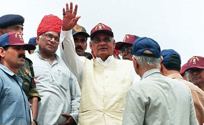 Nuclear Tests Ordered By Vajpayee A Watershed For India: Foreign Media