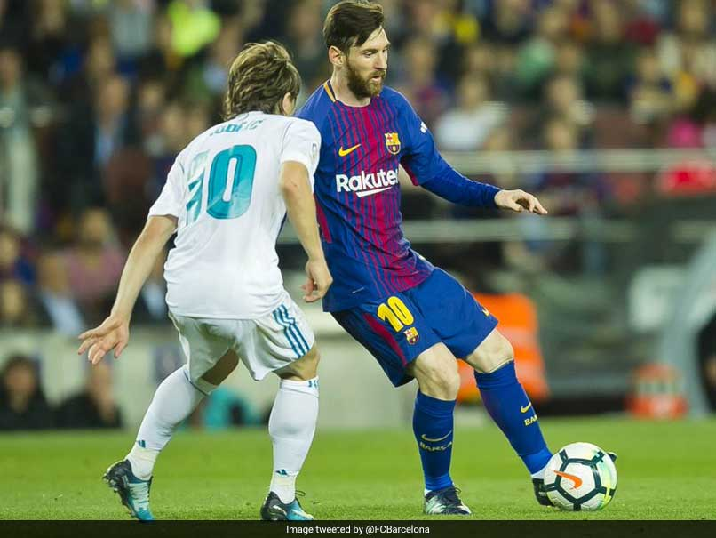 La Liga Tie Between Barcelona, Real Madrid Postponed Due To Security Concerns