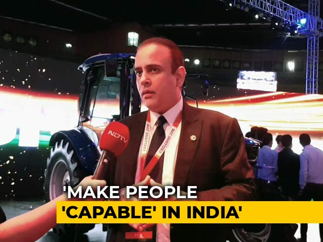 Video : India's First Autonomous Tractor