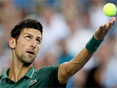 Cincinnati Masters: Rain Slows Novak Djokovic, Sloane Stephens Ousted
