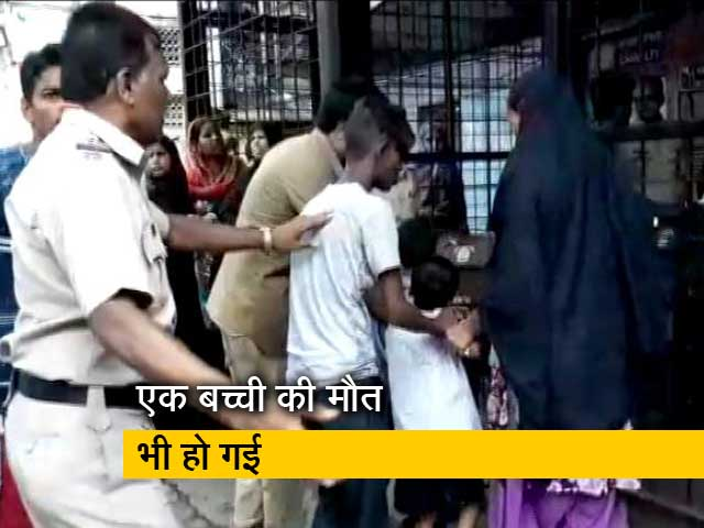 Videos : मुंबई : स्कूल में फूड प्वॉयजनिंग के कारण 170 बच्चे बीमार