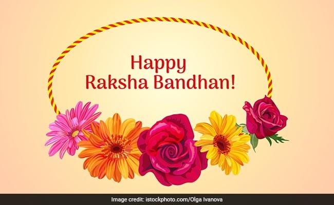 Raksha Bandhan 2018 Rakhi Images Gifs Messages To Share On