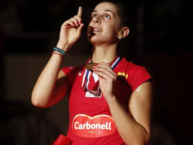 PV Sindhu rival Carolina marin pointed out Indian players biggest fault
