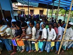 """India Can't Be Refugee Capital"": Centre To Top Court On Assam NRC List"