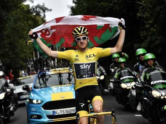 Geraint Thomas Wins Tour de France As Alexander Kristoff Takes Final Stage