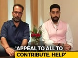 Video: Abhishek Bachchan Bats For Awareness On How Kerala Can Be Helped