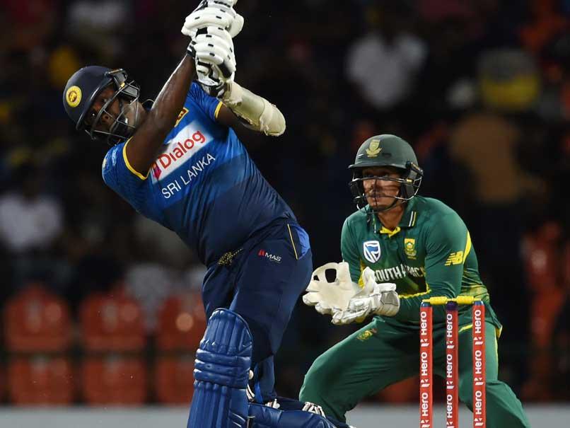 Angelo Mathews Reaches New Milestone In ODI Cricket