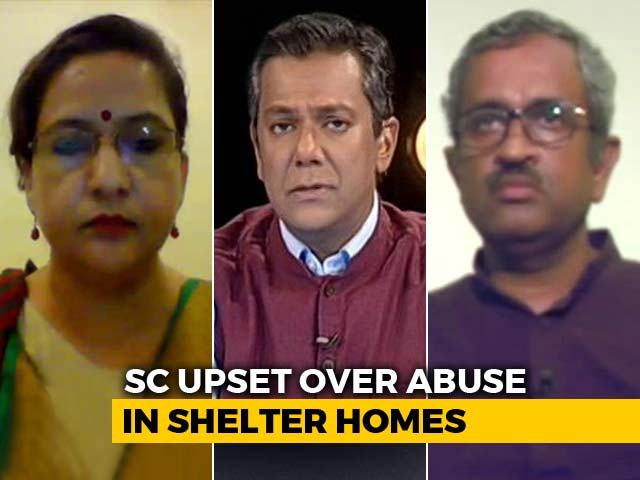 Video : Shelter Home Horror: Supreme Court Talks Tough