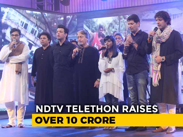Video: Best Of #IndiaForKerala Telethon: Over Rs 10.2 Crore Collected For Kerala Flood Relief