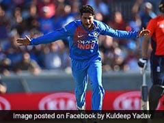 Mark Wood Reveals England's Plans To Stop Kuldeep Yadav In 3rd ODI