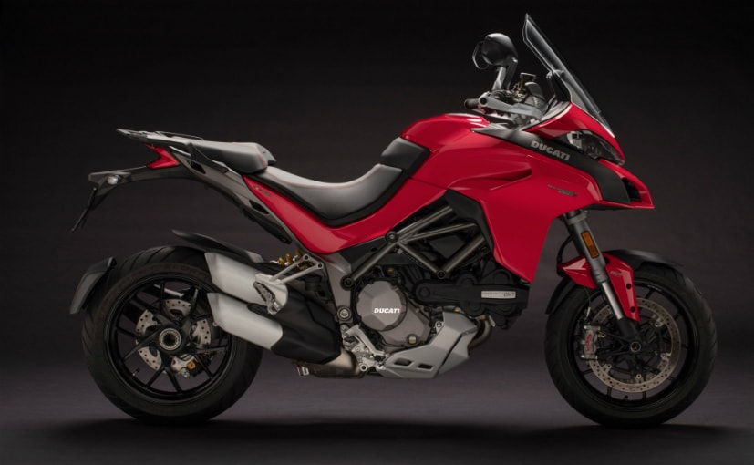The Ducati Multistrada 1260 will be priced at between Rs. 16-19 lakh (ex-showroom)