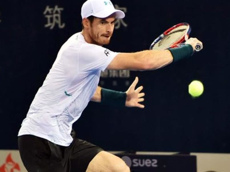 Shenzhen Open: Andy Murray is out of Shenzhen open as Fernando Verdasco reaches in to semifinal