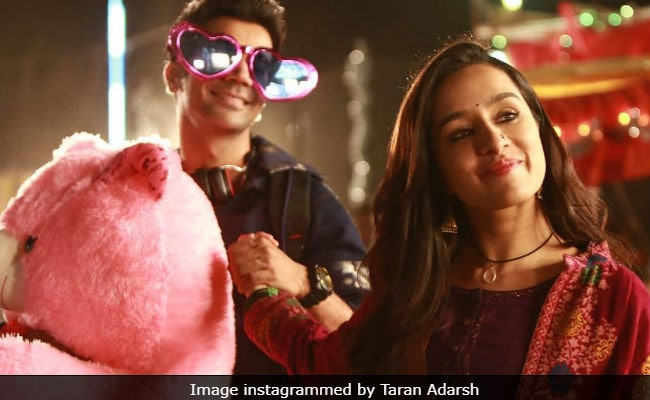 Stree Box Office: Shraddha Kapoor, Rajkummar Rao's Film Hits A Century, Actress Thanks Fans