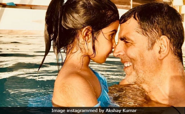Akshay Kumar's Emotional Post For Daughter Nitara Is Too Cute For Our Weak Hearts