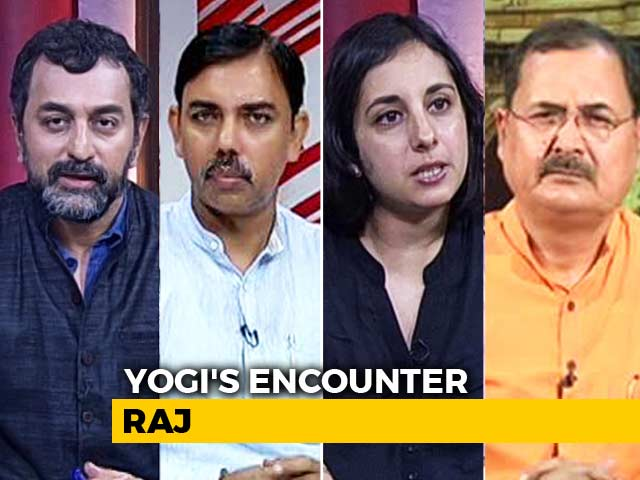 Video : UP Encounters: Staged Or Genuine?