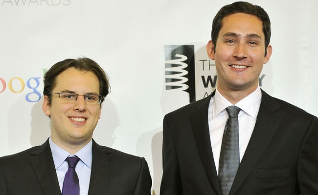 Instagram co-founders Kevin Systrom and Mike Krieger stepping down from company