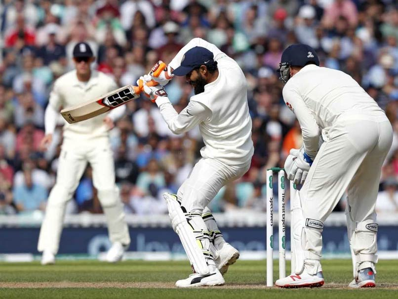 England Lead By 154, Jadeja's Batting Heroics Keep India In Contest