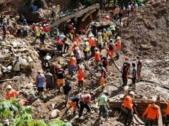 12 Dead, Dozens Missing In Philippine Monsoon Landslide