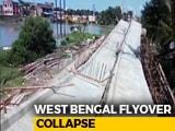 Video : Flyover Being Built Collapses At Kakdwip Near Kolkata